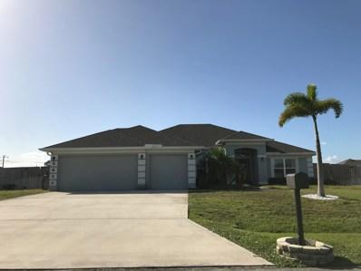 5850 NW Joppa Court, Port Saint Lucie, FL 34986 - MLS#: RX-10462313
