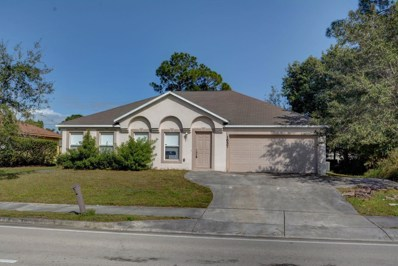 1657 SE Airoso Boulevard, Port Saint Lucie, FL 34984 - #: RX-10462377
