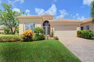 7075 Vivaldi Lane, Delray Beach, FL 33446 - MLS#: RX-10462397
