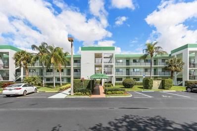15365 Lakes Of Delray Boulevard UNIT 106, Delray Beach, FL 33484 - MLS#: RX-10462398