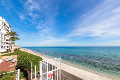 3589 S Ocean Boulevard UNIT 303, Palm Beach, FL 33480 - MLS#: RX-10462405