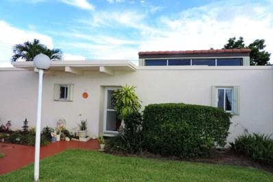 2538 Boundbrook Drive S UNIT 135, West Palm Beach, FL 33406 - MLS#: RX-10462409