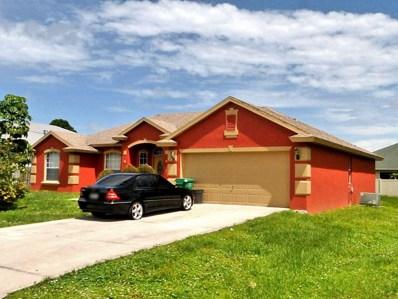 4237 SW Ragen Street, Port Saint Lucie, FL 34953 - MLS#: RX-10462427