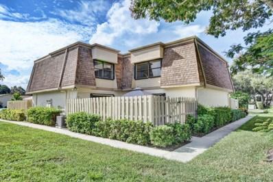 779 NW 30th Avenue UNIT D, Delray Beach, FL 33445 - MLS#: RX-10462431