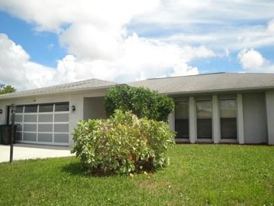 568 SE Maple Terrace, Port Saint Lucie, FL 34983 - MLS#: RX-10462437