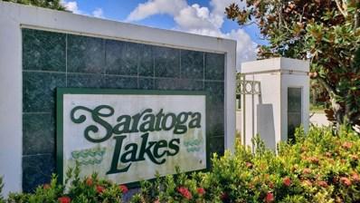 155 Saratoga Boulevard E, Royal Palm Beach, FL 33411 - MLS#: RX-10462443