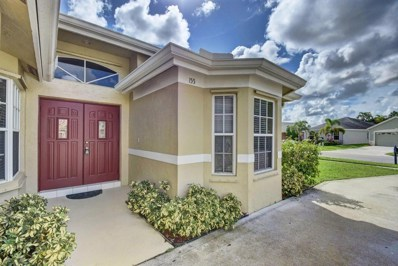 155 Saratoga Boulevard E, Royal Palm Beach, FL 33411 - MLS#: RX-10462444