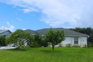 473 SE Nome Drive, Port Saint Lucie, FL 34984 - MLS#: RX-10462457