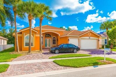 9754 Campi Drive, Lake Worth, FL 33467 - MLS#: RX-10462484