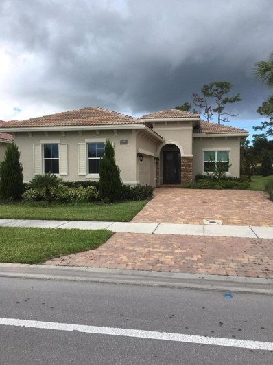 10925 SW Visconti Way, Port Saint Lucie, FL 34986 - #: RX-10462505
