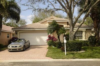 6855 Viale Elizabeth, Delray Beach, FL 33446 - MLS#: RX-10462514