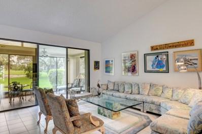1 Villa Lane, Boynton Beach, FL 33436 - #: RX-10462521