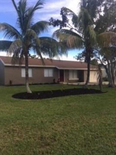 2037 SE New York Street, Port Saint Lucie, FL 34952 - MLS#: RX-10462528