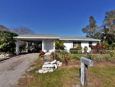 2802 Avenue B, Fort Pierce, FL 34947 - MLS#: RX-10462558