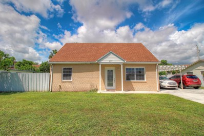 421 Kirk Road, Palm Springs, FL 33461 - MLS#: RX-10462572