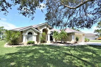 4300 Redwood Drive, Fort Pierce, FL 34951 - MLS#: RX-10462582