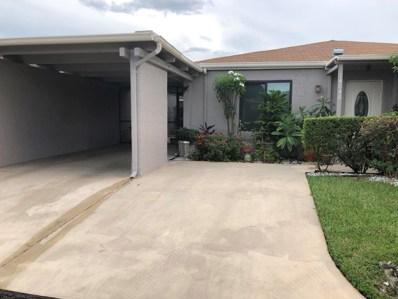 14846 Wildflower Lane, Delray Beach, FL 33446 - MLS#: RX-10462587