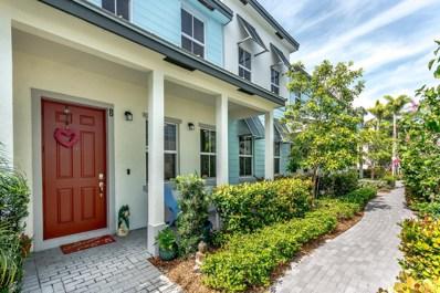 121 N K Street UNIT B, Lake Worth, FL 33460 - MLS#: RX-10462596
