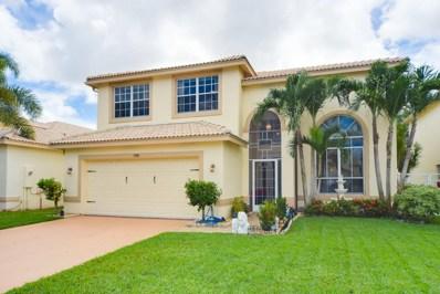 7721 Colony Lake Drive, Boynton Beach, FL 33436 - MLS#: RX-10462599