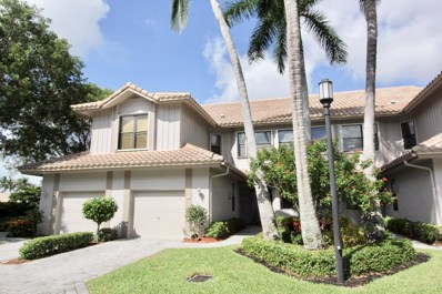 16903 Isle Of Palms Drive UNIT A, Delray Beach, FL 33484 - MLS#: RX-10462602
