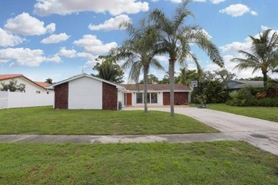 1218 Woodcrest Road W, West Palm Beach, FL 33417 - MLS#: RX-10462716