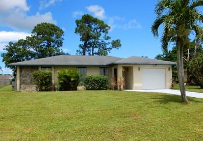 147 SE Todd Avenue, Port Saint Lucie, FL 34983 - MLS#: RX-10462741