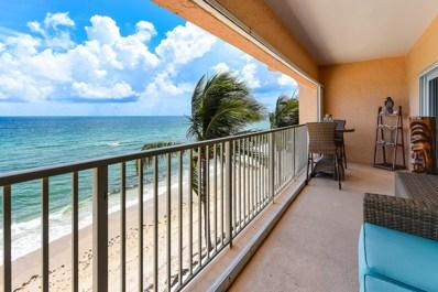 3520 S Ocean Boulevard UNIT F403, South Palm Beach, FL 33480 - MLS#: RX-10462804
