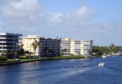 1 Harbourside Drive UNIT 1-601, Delray Beach, FL 33483 - MLS#: RX-10462806