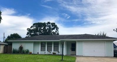 7603 Fort Walton Avenue, Fort Pierce, FL 34951 - MLS#: RX-10462826