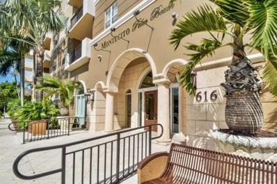 616 Clearwater Park Road UNIT 510, West Palm Beach, FL 33401 - MLS#: RX-10462867