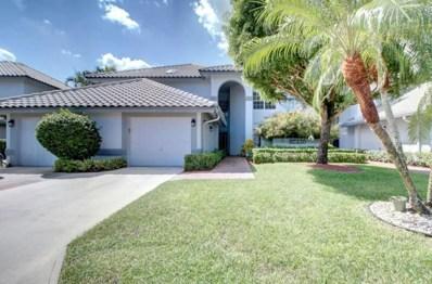 11650 Briarwood Circle UNIT 12-3, Boynton Beach, FL 33437 - #: RX-10462871