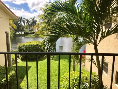 1525 Lake Crystal Drive UNIT 1525, West Palm Beach, FL 33411 - MLS#: RX-10462895
