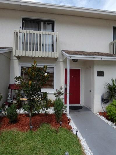 1105 Riverside Drive, Greenacres, FL 33463 - MLS#: RX-10462971