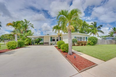 116 Greenbrier Drive, Palm Springs, FL 33461 - MLS#: RX-10462976