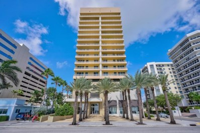 1551 N Flagler Drive UNIT 1510, West Palm Beach, FL 33401 - MLS#: RX-10463029