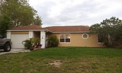 1941 SW Morelia Lane, Port Saint Lucie, FL 34953 - #: RX-10463065