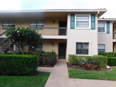 34 Southport Lane UNIT C, Boynton Beach, FL 33436 - MLS#: RX-10463074