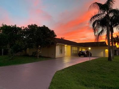 502 SW Ray Avenue, Port Saint Lucie, FL 34953 - MLS#: RX-10463130