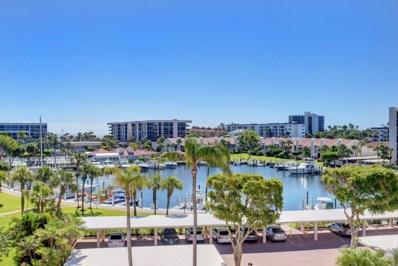 2701 N Ocean Boulevard UNIT E505, Boca Raton, FL 33431 - MLS#: RX-10463220