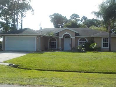 2942 SW Giralda Street, Port Saint Lucie, FL 34953 - #: RX-10463305