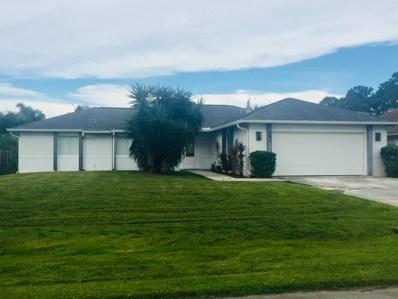 331 NW La Playa Street, Port Saint Lucie, FL 34983 - MLS#: RX-10463307