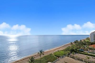 3301 S Ocean Boulevard UNIT 905, Highland Beach, FL 33487 - MLS#: RX-10463332
