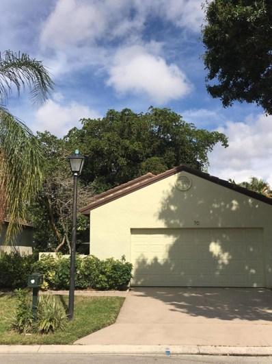 70 Ironwood Way N, Palm Beach Gardens, FL 33418 - MLS#: RX-10463335
