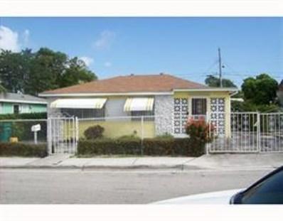 816 W 1st Street, Riviera Beach, FL 33404 - MLS#: RX-10463342