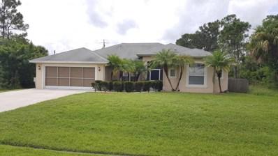 1066 SW Dartmouth Avenue, Port Saint Lucie, FL 34953 - MLS#: RX-10463356