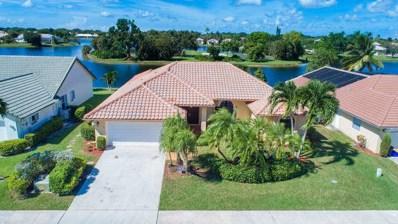 6903 Lake Island Drive, Lake Worth, FL 33467 - #: RX-10463374