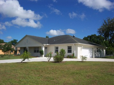 692 SW Montana Terrace, Port Saint Lucie, FL 34953 - #: RX-10463379