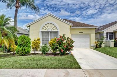 7880 Mansfield Hollow Road, Delray Beach, FL 33446 - MLS#: RX-10463384