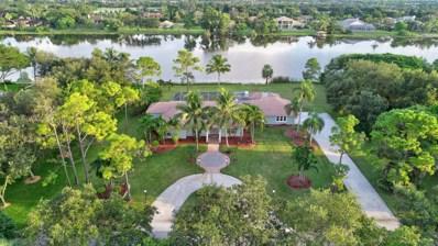 8902 E Estate Drive, Wellington, FL 33411 - MLS#: RX-10463389