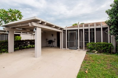 6738 Moonlit Drive, Delray Beach, FL 33446 - MLS#: RX-10463390